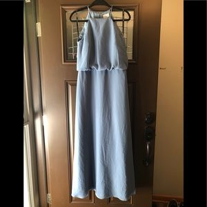 Bill Levkov bridesmaid dress
